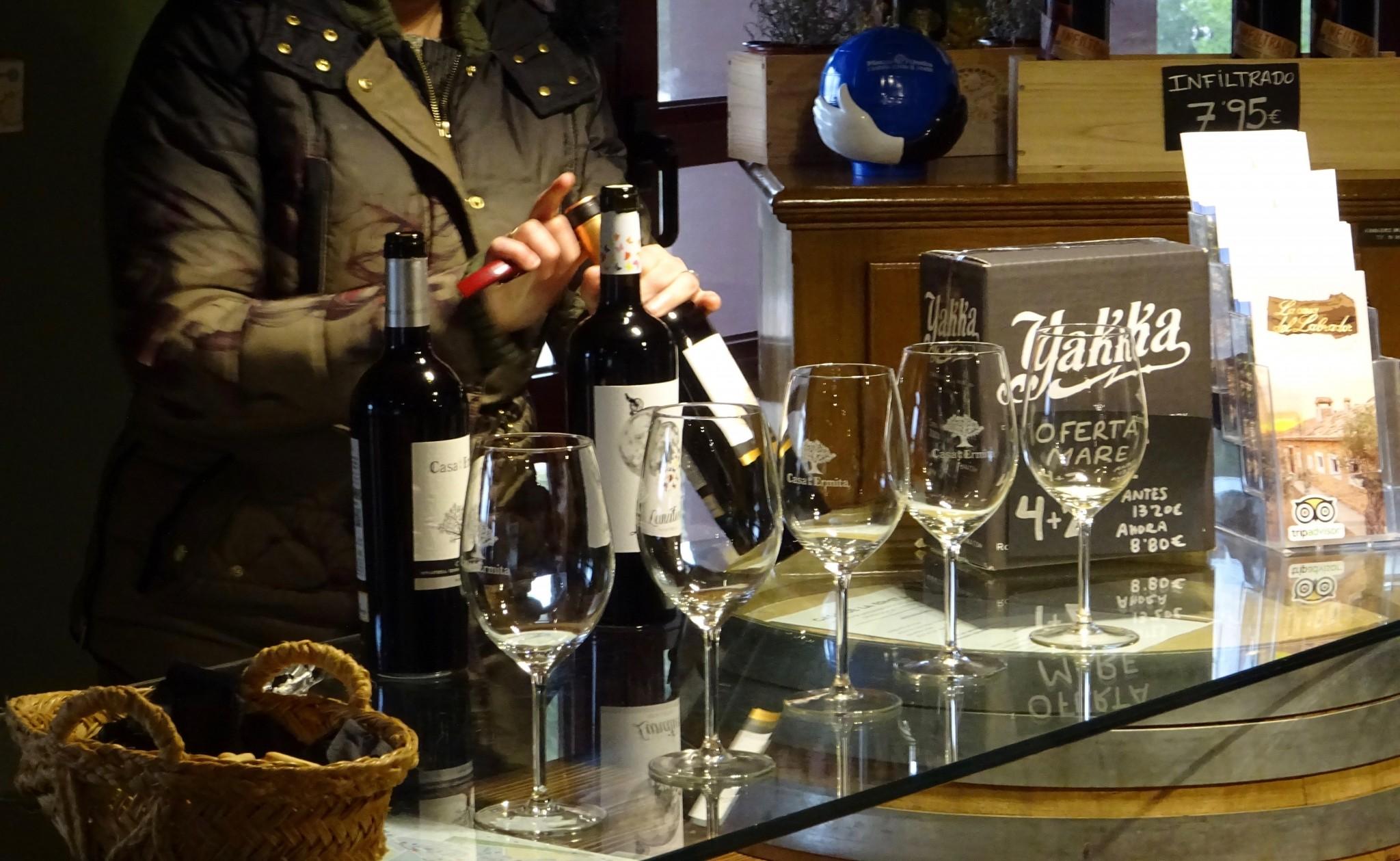 wine, Jumilla, Casa de la Ermita
